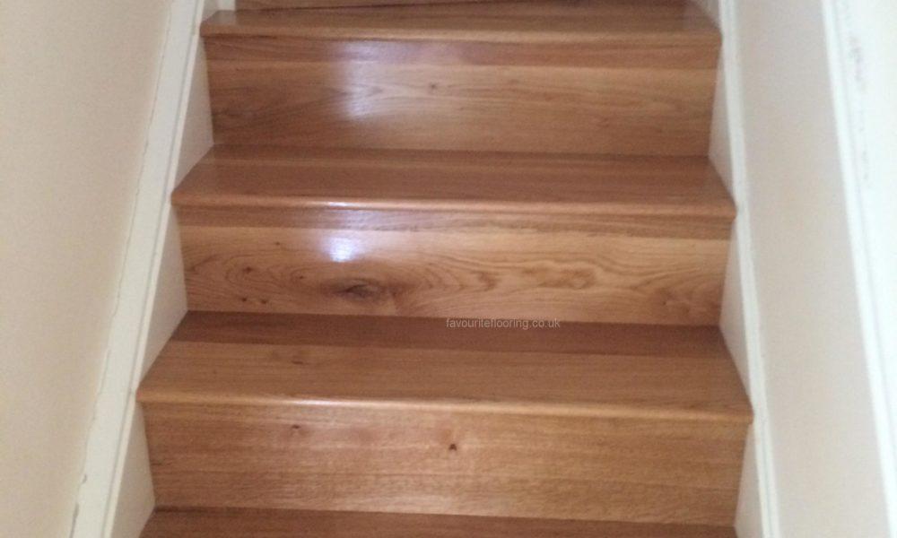 Steps Cladding