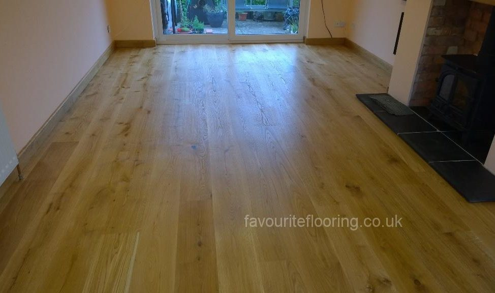 180mm Rustic Oak