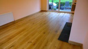 Solid Rustic Oak Boards