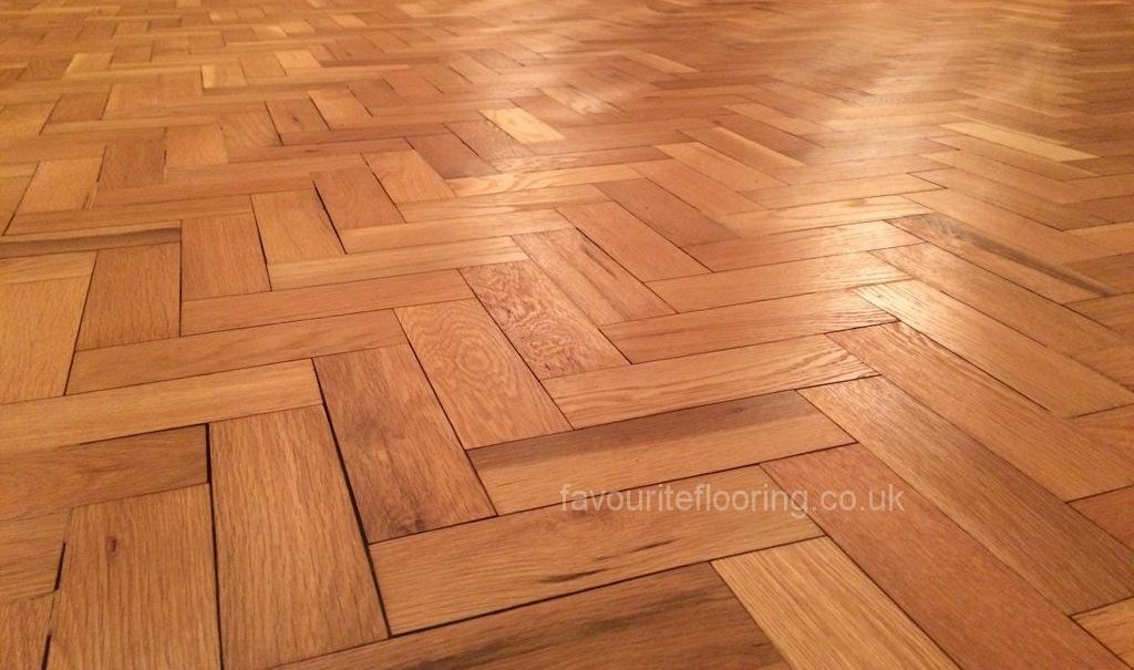 Herringbone Oak