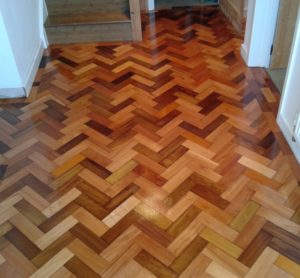 Herringbone restoration