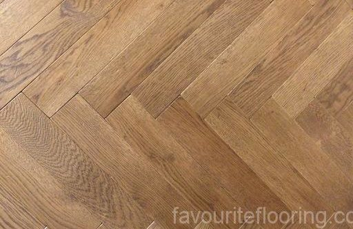 Oak Parquet Flooring Blocks