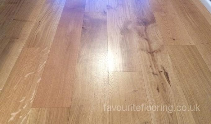 Rustic Oak 160mm