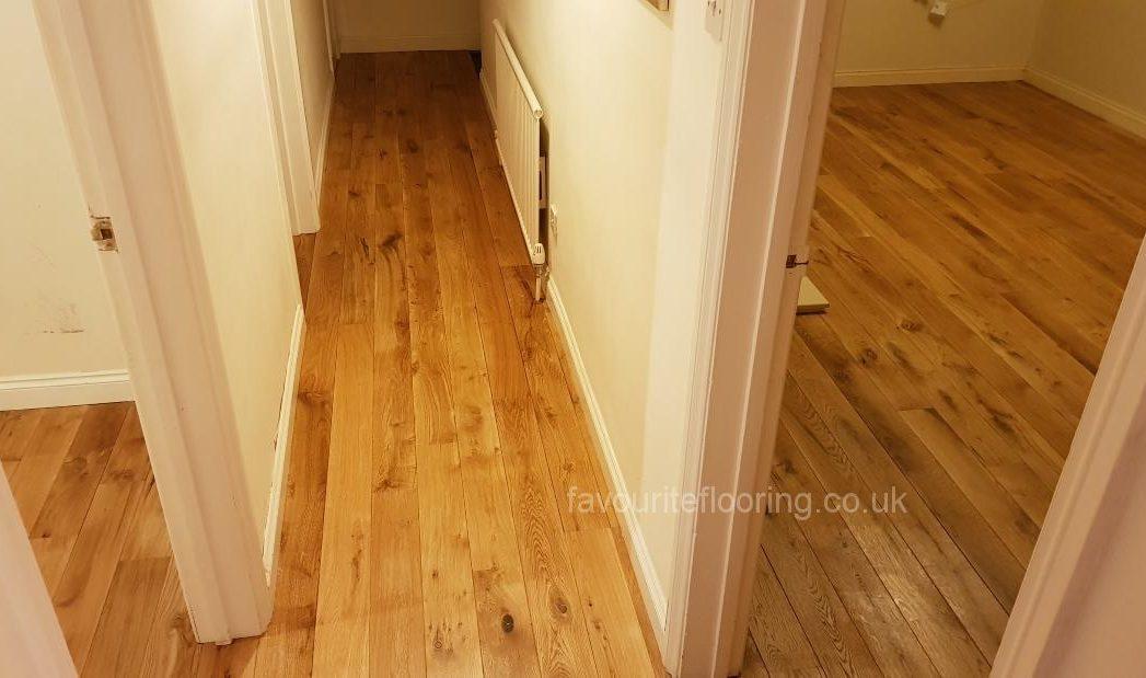 Nice Oak Rustic Planks