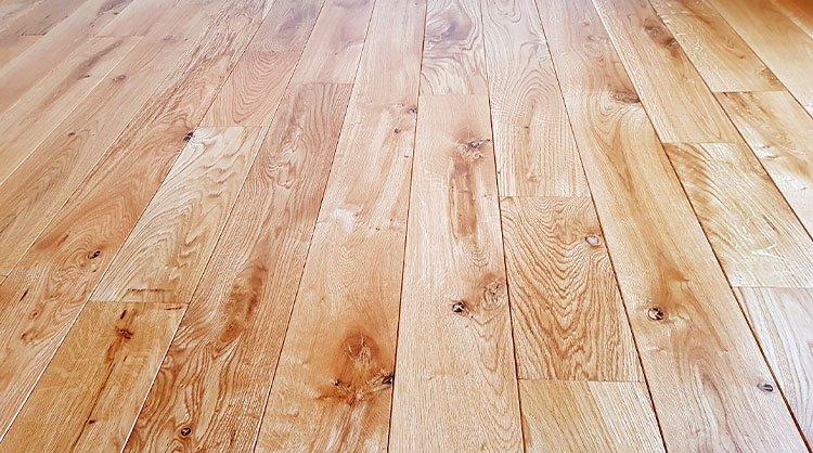 Solid Wood Flooring Home