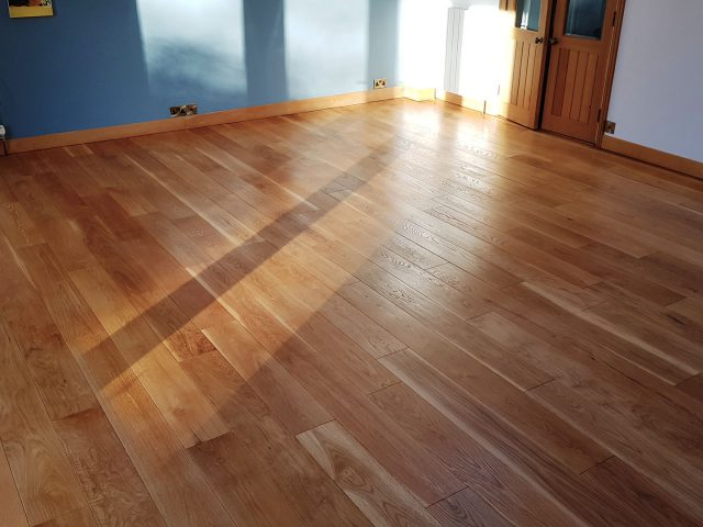 Solid Wood Flooring PR0-52