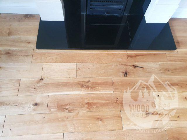 Solid Wood Flooring PR1-1