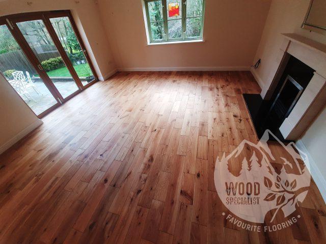 Solid Wood Flooring PR1-11
