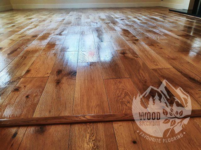 Solid Wood Flooring PR1-13