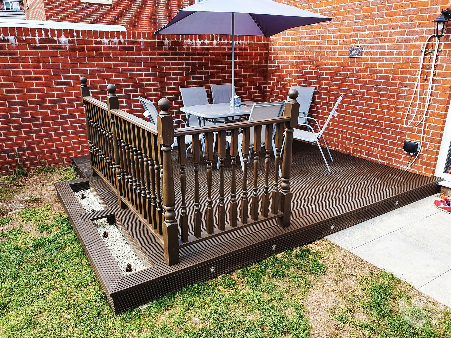 Garden Decking PR1-11